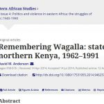 Remembering Wagalla
