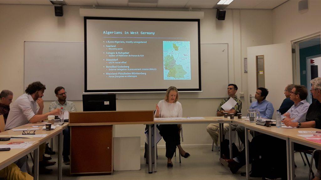 Mathilde von Bulow (Glasgow): 'External sanctuaries and insurgent recruitment: the FLN in West Germany'